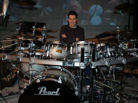 Mike Mangini habla de su incorporación a Dream Theater