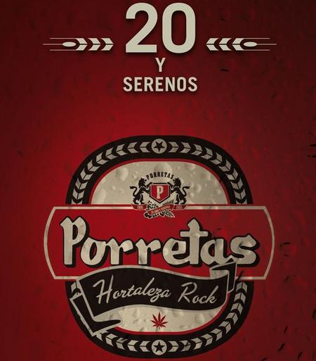 """Porretas triunfan con su último disco """"20 y serenos"""""""