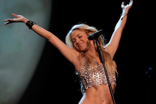 Shakira, Gira Sale el Sol