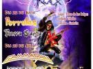 Cartel del GranitoRock 2011 en Collado Villalba (suspendido en parte)