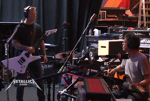 Dom Lawson y su opinión sobre el disco de Metallica con Lou Reed