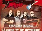 Barón Rojo, último concierto de la formación original