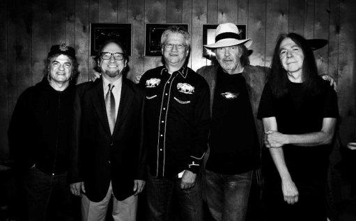 Buffalo Sprinfield, nueva gira por Estados Unidos en otoño