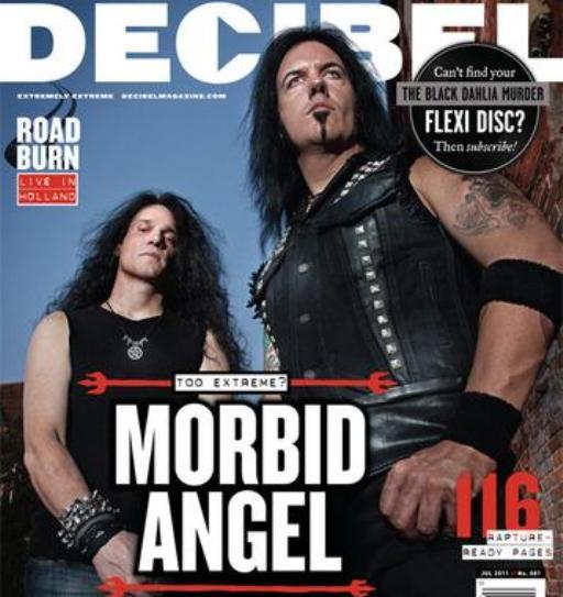 Morbid Angel recibe críticas por su nuevo disco