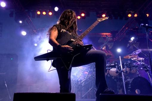 Gus G. comenta su experiencia al ser miembro de la banda de Ozzy Osbourne