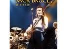 Jack Bruce edita un nuevo DVD en directo