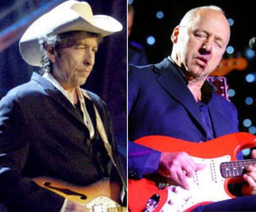 Mark Knopfler, gira con Bob Dylan en octubre