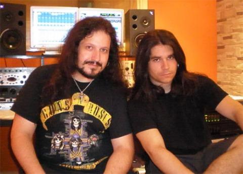Dünedain Tony José Rubio grabación