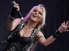 Doro Pesch, en otoño concierto en Nueva York para presentar su DVD