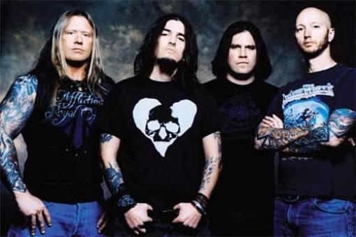 """Machine Head, últimas noticias sobre """"Unto the Locust"""""""