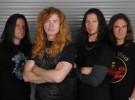 Megadeth editarán Th1rt3en, su nuevo disco, en noviembre