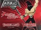 Ripollet Rock Festival 2011: la mejor forma de ver a Axxis… ¡gratis!