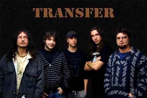 Transfer rock