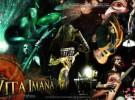 Vita Imana, grabando nuevo disco y documental