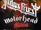 Epitaph Tour (Judas Priest, Motörhead, Saxon), últimas noticias y horarios