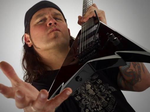 Phil Demmel, Machine Head, comentando Unto the Locust