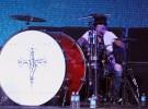Tommy Lee y su batería giratoria, video al respecto