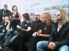 Judas Priest, comunicado oficial sobre  los problemas con los managers