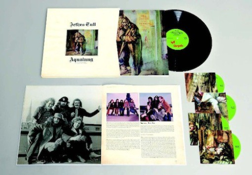Jethro Tull, se celebra el cuadragésimo quinto aniversario del lanzamiento de  Aqualung