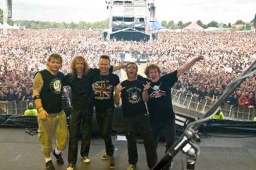 Diamond Head, agradecidos a Metallica