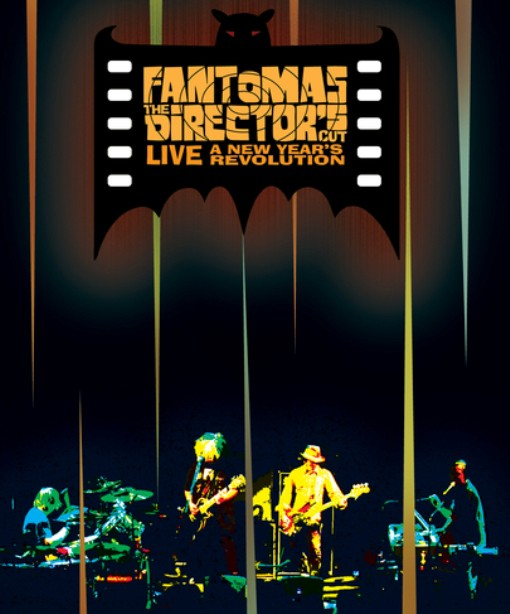 "Fantômas editan ""The Director´s Cut live DVD"""
