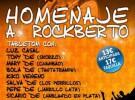 Homenaje a Rockberto, Tabletom, en Málaga el uno de octubre