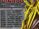 Paul Di´anno, ex Iron Maiden, visitará España entre octubre y noviembre con Ever Dream como teloneros