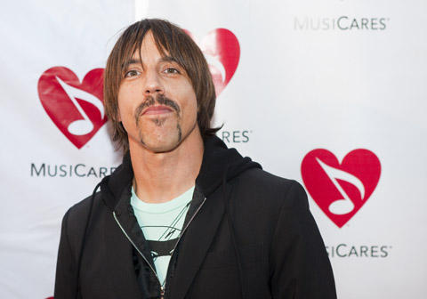Red Hot Chilli Peppers, Kiedis repasa la historia del grupo