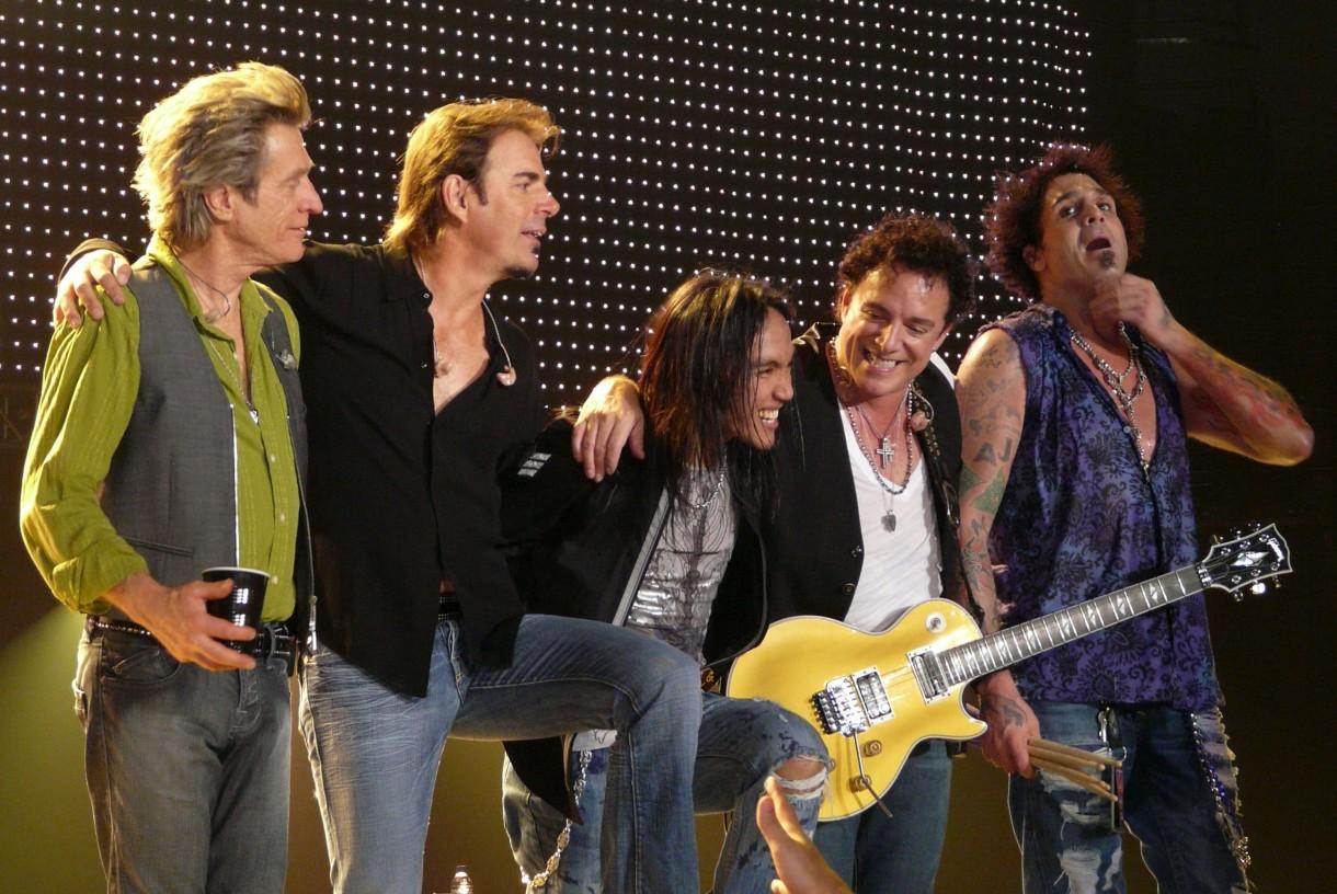 Journey ganan la votación popular para su posible entrada en el Rock and Roll Hall of Fame