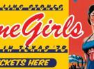 "The Rolling Stones editan en DVD ""Some girls, live in Texas 78"" en noviembre"