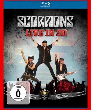Scorpions, Blu-ray en 3D y nuevo recopilatorio en noviembre