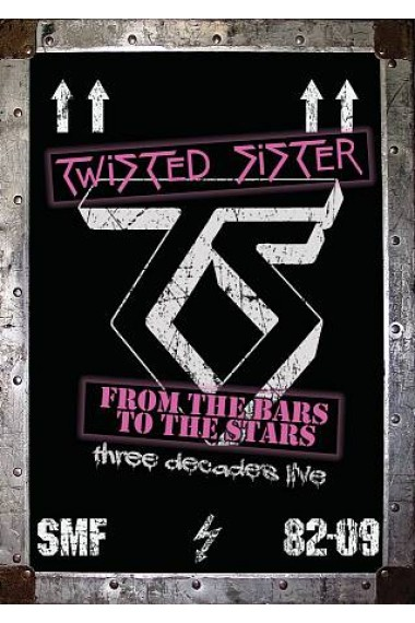 "Twisted Sister, ""From the bars to the stars"" a la venta en noviembre"