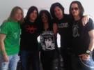Slash, con Myles Kennedy & The Conspirators, treinta segundos de su nuevo single