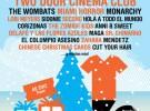 Novedades de la edición 2012 del Arenal Sound