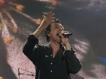 Manolo García, firma de discos en tres ciudades españolas