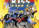 Kiss presentan «Archie meets Kiss», nueva colección de comics