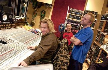 "Bob Rock elogia ""Lulu"" de Metallica y Lou Reed"