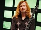 Dave Mustaine se considera un superviviente de la música
