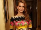 Lana Del Rey no pierde el contacto con sus fans