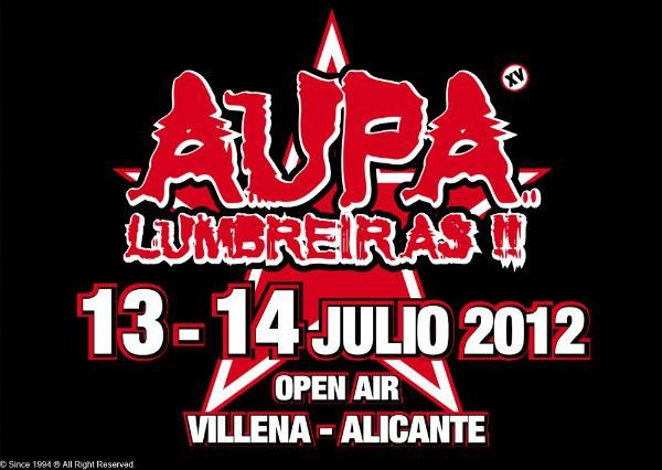 Aúpa Lumbreiras!! 2012