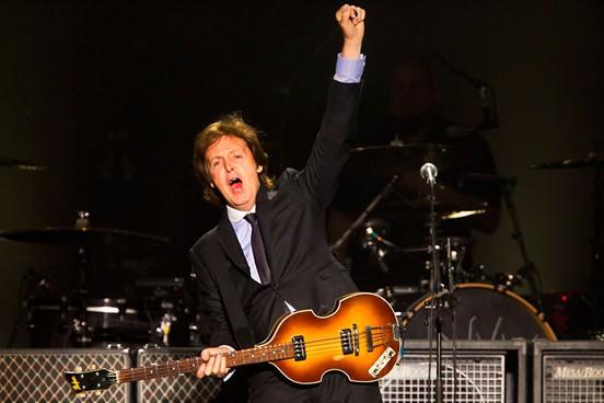 Paul McCartney y su sueño sobre el éxito de The Beatles