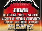 Sonisphere España 2012: Machine Head, Evanescence, The Offspring, Fear Factory y más, confirmados