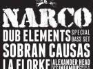 Narco organiza La Rave del Infierno en Sevilla