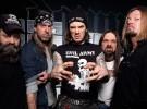 El batería de Down comenta el nuevo EP del grupo