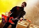 """Phil Campbell, exguitarrista de Motörhead,: """"Nunca pensamos que estábamos grabando el último disco del grupo"""""""