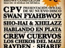 Festival BoaFest: CPV, Sho-Hai, Xhelazz, Swan Fyahbwoy, Rayden y más en Madrid