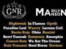 Festival Costa de fuego: Nightwish, In Flames, Paradise Lost y más al cartel