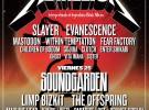 Sonisphere España 2012: Limp Bizkit, Enter Shikari y distribución por días