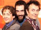 Tabletom graban su disco en directo en el Teatro Cervantes (Málaga)