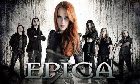 Epica y su canción 'Serenade Of Self-Destruction' en descarga digital